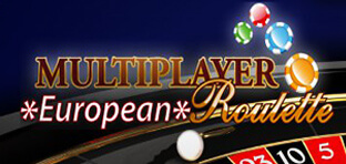 multiplayer european roulette