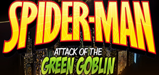 spiderman attack of the green goblin